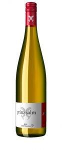 Der Salm Prinz Salm Cuveé weiß Landwein Rhein ökologischer Anbau 0,75 l