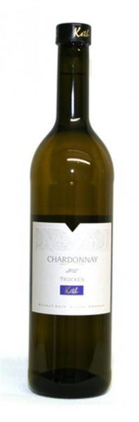 Chardonnay QbA trocken Keth Rheinhessen 0,75 l
