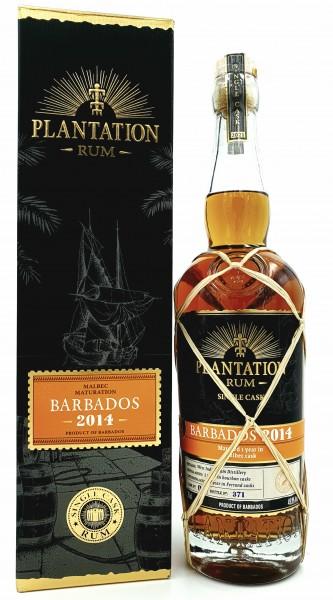 Plantation Rum Barbados 2014/2021 Malbec Single Cask 49,9% vol. 0,7 l