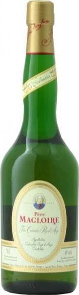 Pere Magloire Fine 40% vol. Fine Calvados 2 J. Eichenholzfass 0,7 l