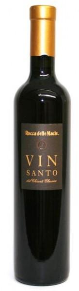 Vin Santo del Chianti Classico Likörwein Rocca delle Macie DOC Tos.17% vol. 0,5 l