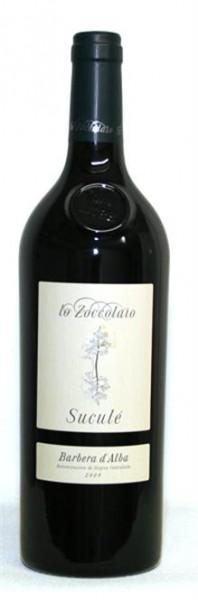 Lo Zoccolaio Barbera d´Alba Sucule DOC Piemonte 0,75 l