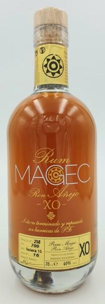Magec XO, Pedro Ximenez Rum 40% vol. 0,7l