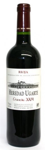 Ugarte Eguren Crianza Tempranillo Bodegas Ugarte Eguren DOCa Rioja 0,75 l