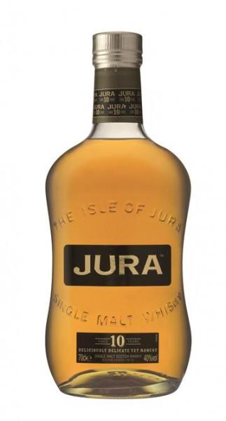 Isle of Jura 10 Jahre 40% vol. Single Malt Whisky 0,7 l
