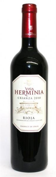 Vina Herminia Crianza DOCa Rioja Spanien 0,75 l