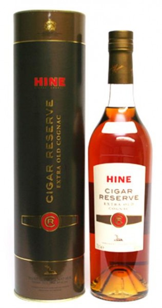 Hine Cigar Reserve Cognac 40% Vol. Cuvée aus min. 25 Cognacs 0,7 l