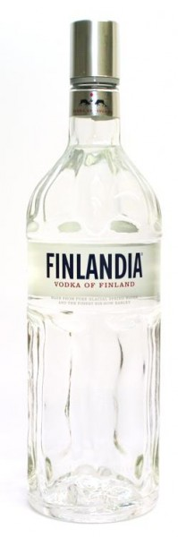 Finlandia Vodka 40% vol. Vodka of Finland 0,7 l