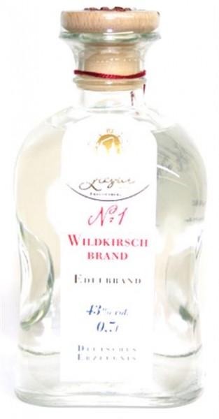 Ziegler NR.1 Wildkirsch 43% vol. Obstbrand 0,7 l
