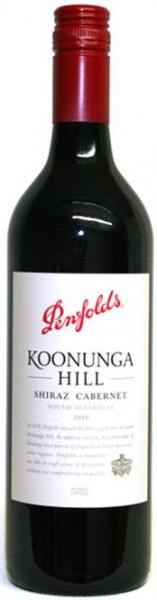 Penfolds Koonunga Hill Shiraz Cabernet Südaustralien 0,75 l