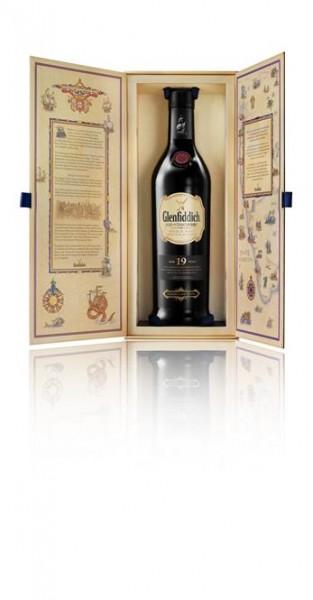 Glenfiddich 19 Jahre Single Malt 43%vol. Age of Discovery, Madeira Finish 0,7l