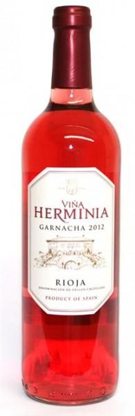 Vina Herminia Rosado DOCa Rioja Spanien 0,75 l