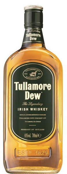Tullamore Dew 40% vol. Irish Whisky 0,7 l