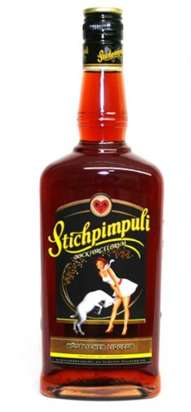 Stichpimpulibockforcelorum 35% vol. 0,7 l