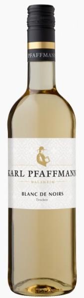 Pfaffmann Blanc de Noirs Q.b.A. trocken Nußdorfer Bischofskreuz 0,75l
