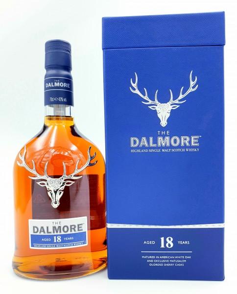 Dalmore 18 Jahre 40% vol. Highland Single Malt Whisky 0,7 l