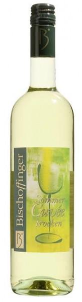 Sommer Cuvée Weißwein QbA trocken WG Bischoffingen Kaiserstuhl 0,75 l