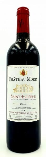 Chateau Morin Saint-Estèphe Rouge,Frankreich 0,75 l