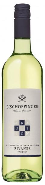 Rivaner Tradition QbA trocken WG Bischoffingen Kaiserstuhl 0,75 l