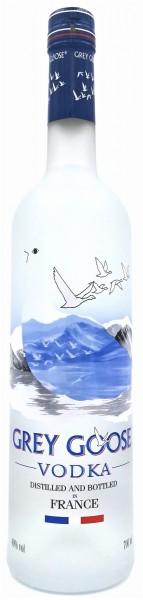 Grey Goose Vodka 40% vol. aus Frankreich 0,7 l