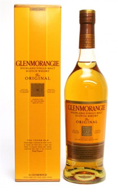 Glenmorangie Original 40% vol. Highland Single Malt 10 Jahre 0,7 l