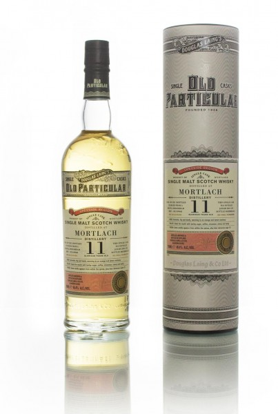 Mortlach 11Jahre Old Particular 46,7%vol Douglas Laing,Speyside Single Malt 0,7l