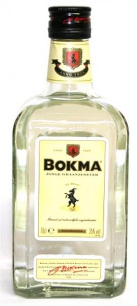 Bokma Jonge Jenever Holland 35% vol. 0,7 l